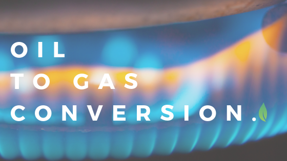 Oil to Gas Conversion